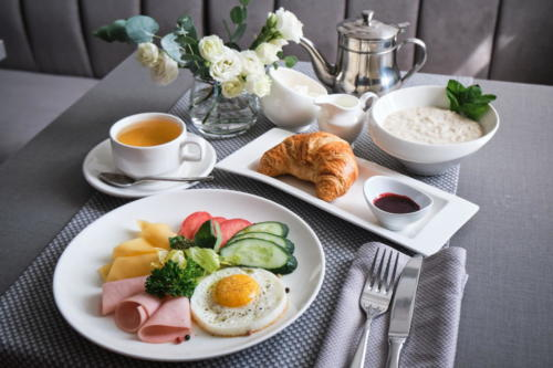 Завтраки на Пушкина 26 12